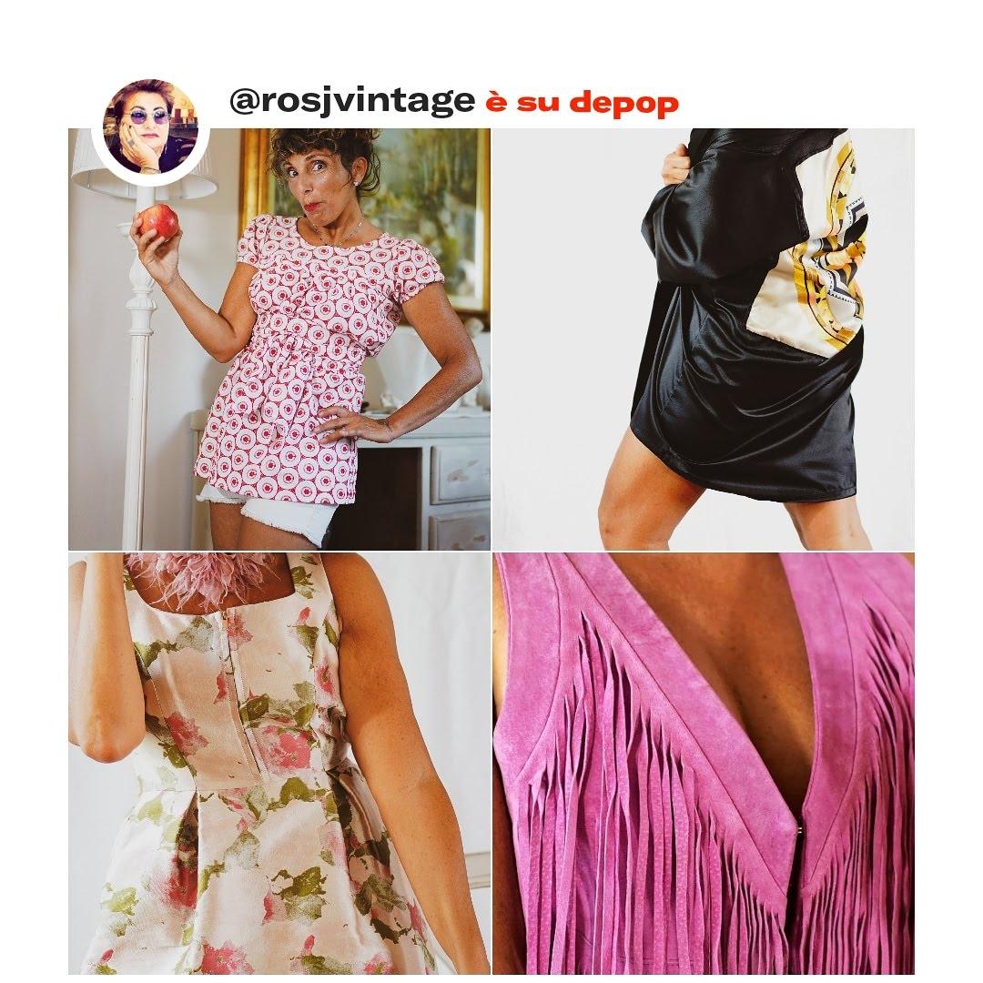 buy online 96eba cdf28 Online Shopping – Negozio online Rosj Vintage – Rosj Maggian ...